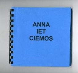 Grāmata Anna