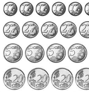 Eiro centi - Euro Cent
