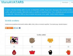 Mans avatars