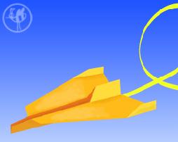 Fun Paper lidmašīnas no papīra