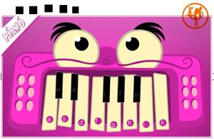 Music Games- virtuālie mūzikas instrumenti