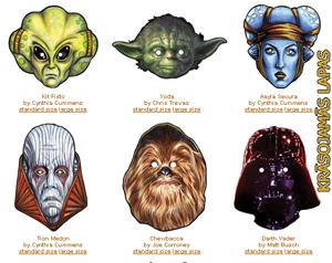 Star Wars tēli