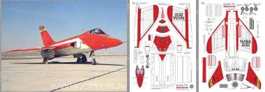 Lidmašīnu modeļi no papīra