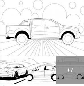 Auto ražotāju uzdevumi bērniem
