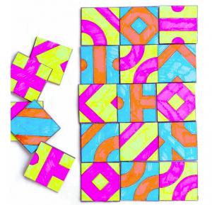 Screenshot Matematikas spele Math Game Idea Infinity Tiles - Babble Dabble Do