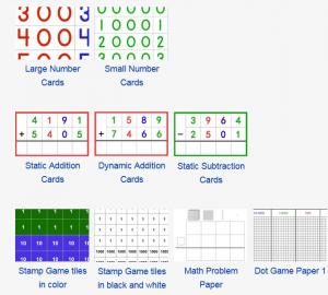 Screenshot bērniem Printable Materials – Montessori Album