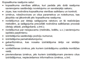 Rasējumu lasīšana