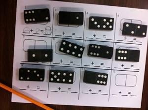 Domino matemātika