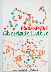 gaismas virtene pirkstu