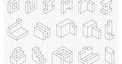 Objekti izometriskajā projekcijā