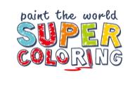 SuperColoring krāsojamās lapas