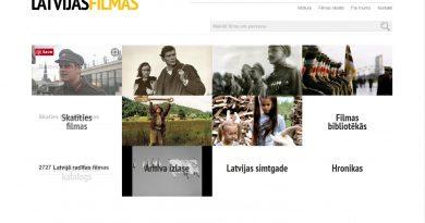Latvijas filmu katalogs