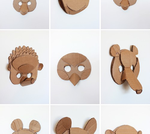 maskas-animals