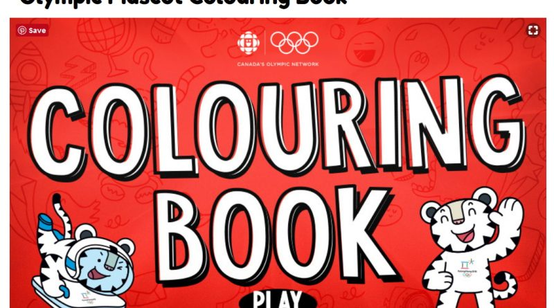 olimpic coloring