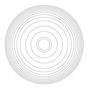 optiskā iluzija apļi 2