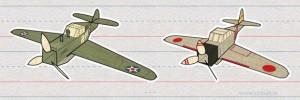 papīra lidmodeļi