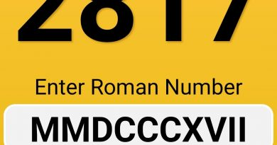 Romiešu cipari IVXLCDM
