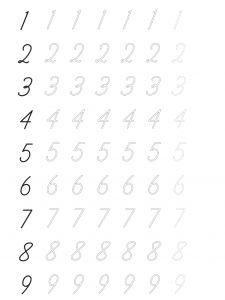 skaitli macamies rakstit