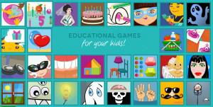 Izglītojošas spēles bērniem