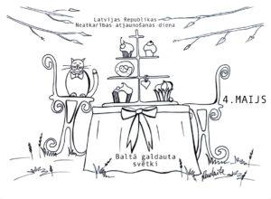 Svētku dienas RYEfield zīmējumos