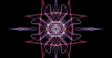 Weavesilk simetriskās mandalas